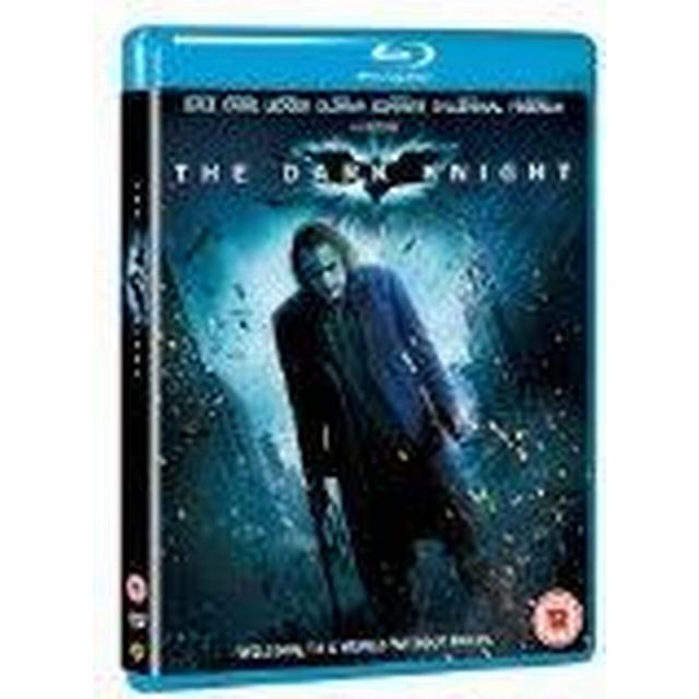 The Dark Knight (2 Discs) [Blu-ray] [2008] [Region Free]